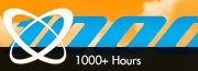 For Reaching: 1000 Pilot hours